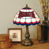 Washington Nationals - Stained-Glass Tiffany-Style Table Lamp