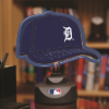 Detroit Tigers - Neon Helmet & Cap Desk Lamp