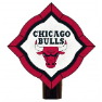 Chicago Bulls - Vintage Art Glass Night Light