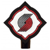 Portland Trail Blazers - Vintage Art Glass Night Light