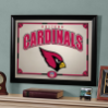 Arizona Cardinals - Framed Mirror