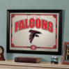 Atlanta Falcons - Framed Mirror