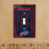 Buffalo Bills - Single Art Glass Light Switch Cover