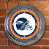 Detroit Lions - Neon Light Wall Clock