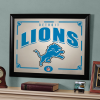 Detroit Lions - Framed Mirror