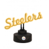 Pittsburgh Steelers - Neon Script Desk Lamp