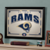 St. Louis Rams - Framed Mirror