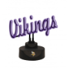Minnesota Vikings - Neon Script Desk Lamp