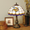 Minnesota Vikings - Stained-Glass Tiffany-Style Table Lamp