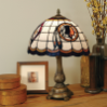 Washington Redskins - Stained-Glass Tiffany-Style Table Lamp