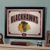 Chicago Blackhawks - Framed Mirror
