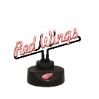 Detroit Red Wings - Neon Script Desk Lamp