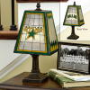 Dallas Stars - Art Glass Table Lamp