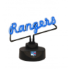 New York Rangers  - Neon Script Desk Lamp
