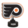 Philadelphia Flyers -Team Logo Neon Desk Lamp