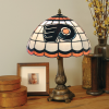 Philadelphia Flyers - Stained-Glass Tiffany-Style Table Lamp