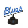 St. Louis Blues - Neon Script Desk Lamp