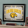 Southern Miss Golden Eagles - Framed Mirror