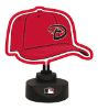 Arizona Diamondbacks - Neon Helmet & Cap Desk Lamp