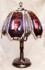 I Love Lucy Chrome Touch Lamp