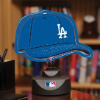 Los Angeles Dodgers - Neon Helmet & Cap Desk Lamp