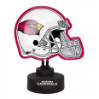 Arizona Cardinals - Neon Helmet & Cap Desk Lamp
