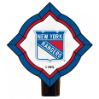 New York Rangers - Vintage Art Glass Night Light