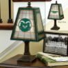 Colorado State Rams - Art Glass Table Lamp