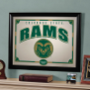 Colorado State Rams - Framed Mirror