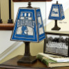 Duke Blue Devils - Art Glass Table Lamp