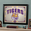Louisiana State Tigers - Framed Mirror