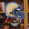 Navy Midshipmen - Neon Helmet & Cap Desk Lamp