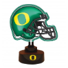 Oregon Ducks - Neon Helmet & Cap Desk Lamp