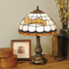 Oregon State Beavers - Stained-Glass Tiffany-Style Table Lamp