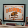 Oregon State Beavers - Framed Mirror