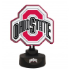 Ohio State Buckeyes -Team Logo Neon Desk Lamp