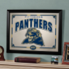 Pittsburgh Panthers - Framed Mirror