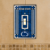 Penn State Nittany Lions - Single Art Glass Light Switch Cover
