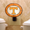 Tennessee Volunteers - Art Glass Night Light