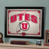 Utah Utes - Framed Mirror