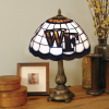 Wake Forest Demon Deacons - Stained-Glass Tiffany-Style Table Lamp