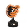 Baltimore Orioles -Team Logo Neon Desk Lamp