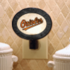 Baltimore Orioles - Art Glass Night Light