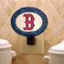Boston Red Sox - Art Glass Night Light