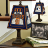 Detroit Tigers - Art Glass Table Lamp