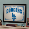 Los Angeles Dodgers - Framed Mirror