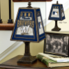 Milwaukee Brewers - Art Glass Table Lamp