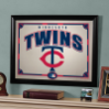 Minnesota Twins - Framed Mirror
