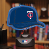 Minnesota Twins - Neon Helmet & Cap Desk Lamp