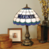 Seattle Mariners - Stained-Glass Tiffany-Style Table Lamp